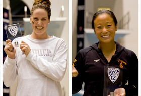 Cal's Franklin, USC's Ishimatsu named Pac-12 women's swimmer and diver of the month