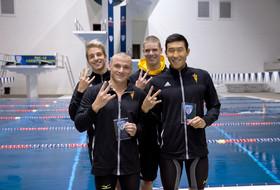 2017 Pac-12 Swimming (M) Championships: With coach Bob Bowman, future looks bright for ASU freshman Cameron Craig