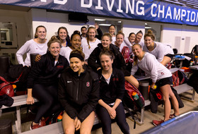 Stanford's 200 medley relay sets the American record