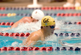 California maintains lead after day three of men's swimming championships