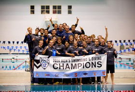 California wins 2014 Pac-12 Men's Swimming Championships