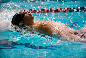 USC men's swimming