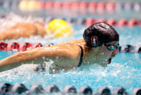 Day 3: California Holds Lead, Stanford swims back