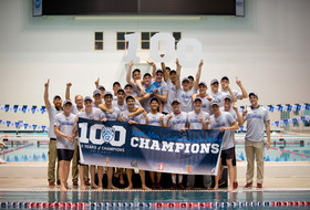 Stanford Wins the Men's Pac-12 Swimming and Diving Title