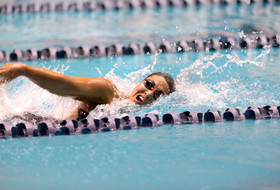 Highlight: USC's Chelsea Chenault wins 500-yard freestyle at 2016 Pac-12 women's swimming championship