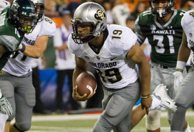 #Pac12AfterDark reigns supreme in Colorado's loss to Hawai'i