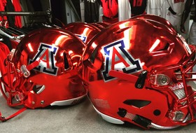 Pac-12 uniform watch: Arizona debuts chrome red helmets against UCLA