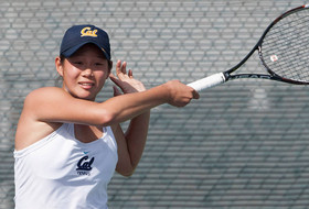 NCAA women's tennis: Cal's Chi wins 3-set battle to advance to finals