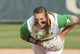 Oregon's Hawkins named Pac-12 softball scholar-athlete of the year