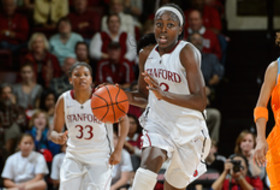 <p>Stanford's Chiney Ogwumike vs. Tennessee (2013)</p>