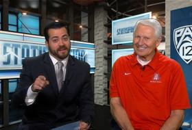 Video: Arizona legend Lute Olson on program's resurgence, perfect start
