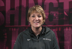 Video: June Daugherty on the Cougs' hot start, her Buckeye playing career