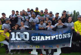 Recap: Oregon men win 10th-straight Pac-12 Track & Field Championship