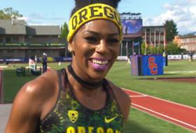 2017 Pac-12 Track & Field Championships: Oregon's Raevyn Rogers 3-peats as Pac-12 800m champion