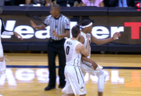 Highlight: Colorado's George King hits buzzer beater in OT