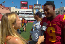 JuJu Smith-Schuster reflects on USC's bounce-back victory