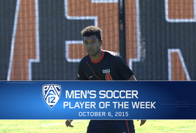 Oregon State's Jalen Markey named Pac-12 Player of the Week for Oct. 6