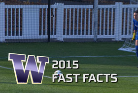 2015 Washington women's soccer fast facts: Huskies look to build off last year's success