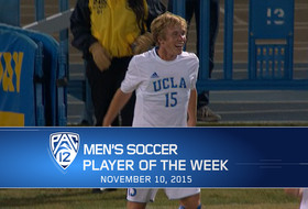 UCLA's Jackson Yueill named Pac-12 Men's Soccer Player of the Week for Nov. 10