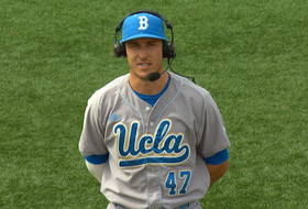 UCLA baseball's Daniel Rosica on his multi-hit night: 'It was nice to get a few hits for mom'