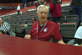 'Sports Report' preview: Pullman's Glenn Johnson pulls double-duty as both mayor and Washington State PA announcer