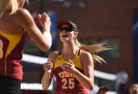 NCAA Beach Volleyball Championships: Trio of Pac-12 teams advance to Saturday rounds