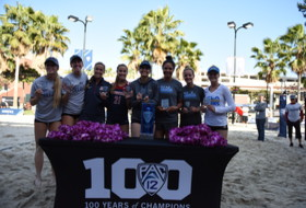 2016 Pac-12 Beach Volleyball All-Tournament Team
