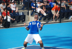 NCAA men's tennis: UCLA's Marcos Giron wins singles title