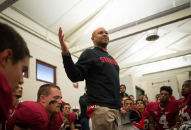 Stanford's David Shaw likes non-neutral Pac-12 title game
