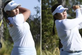 UCLA Lilia Vu Bethany Wu 2017 Pac-12 Women's Golf Championships