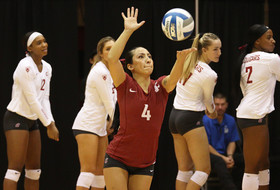 Volleyball Edged out by ASU in Five Sets