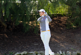 NCAA women's golf: USC's Chen wins individual title; Trojans finish second