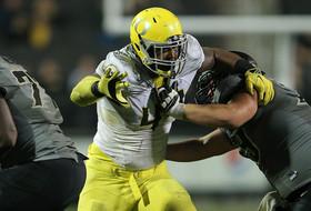 DeForest Buckner highlights: Defensive lineman looking to put the heat on NFL quarterbacks
