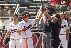 Pac-12 softball in the polls: March 25