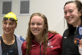 Freshmen phenoms impress on Day 2 of 2016 Pac-12 Swimming (W) & Diving (M/W) Championships