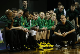 Oregon men's basketball ready to work hard, 'bend their knees' in 2014-15