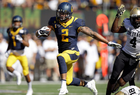Daniel Lasco catches longest touchdown in Cal history