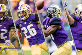 Roundup: Washington leads early wave of NFL Draft declarations