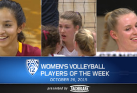 USC's Bricio, Stanford's Lutz and Hodson take Pac-12 weekly honors for Oct. 26