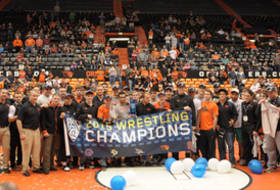 Oregon State wrestling champions