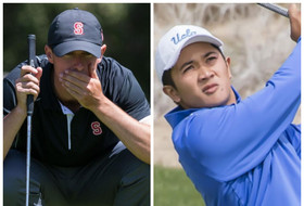 NCAA men's golf championships: Stanford, UCLA advance to match play; Stanford's Wilson wins individual title