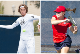 UCLA's Thompson, Arizona's Smyth named Pac-12 tennis Scholar-Athletes of the Year
