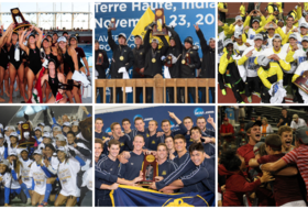 10 NCAA Titles by Pac-12 Schools leads the way