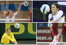 Four Pac-12 volleyball athletes on Senior CLASS Award watch list