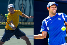 California, UCLA off to semifinals for men's tennis championships