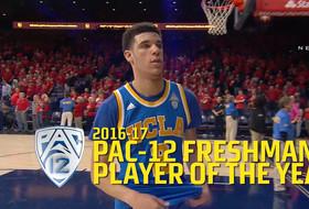 UCLA's Lonzo Ball named 2016-17 Pac-12 Men's Basketball Freshman of the Year