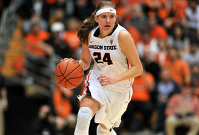 OSU nabs no. 1 seed in Pac-12 women's basketball tournament
