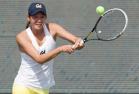 NCAA women's tennis: Cal's Lynn Chi drops singles final