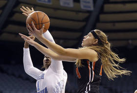 Roundup: Oregon State women's hoops makes statement on the road
