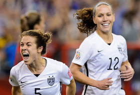 Eight from Pac-12 headed to 2015 FIFA Women's World Cup final